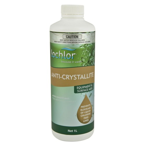 Lo-Chlor Anti-Cristalite 1L - Pool Chemical