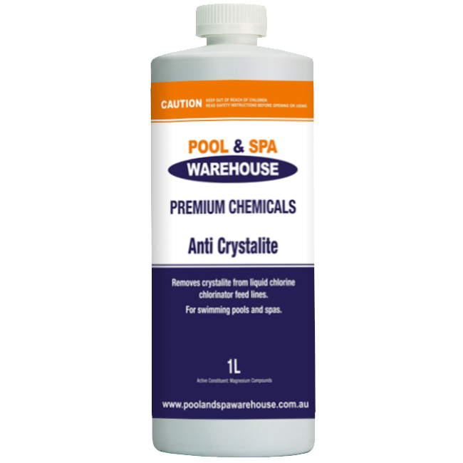 Premium Anti Crystallite 1L - Pool Chemical