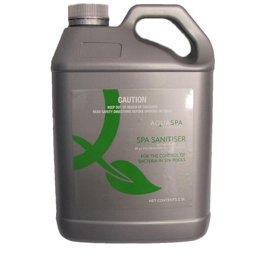 Aquaspa Spa Santiser 5L - Chlorine Free - SPA chemical