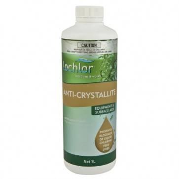 Lo-Chlor Anti-Cristalite 1L - Pool Chemical