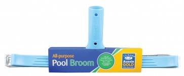 Aussie Gold All-purpose Pool Broom - Swimming Pool Accessories