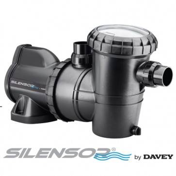 Davey Silensor SLL200 1.0Hp Pool Pump SLL 200 - Super Quiet
