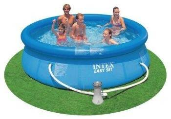 "Intex 10'x30"" Inflatable Pool Set"