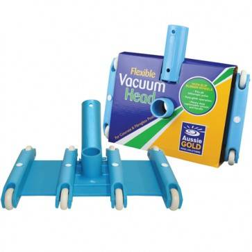 Aussiegold Vacuum Head With Wheels Swimming Pool Accessories