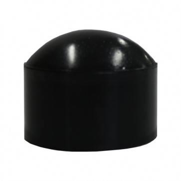 Vinidex PVC Cap 40mm Black Pressure