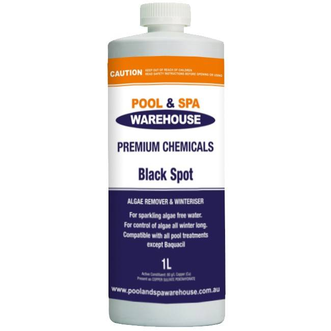 Pool Treatment Chemicals : Premium black spot treatment l pool chemical