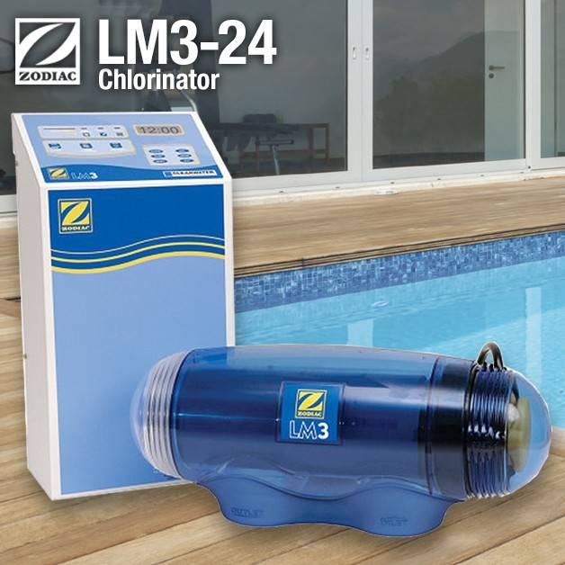 Zodiac Lm3 24 Chlorinator At The Best Price In Australia