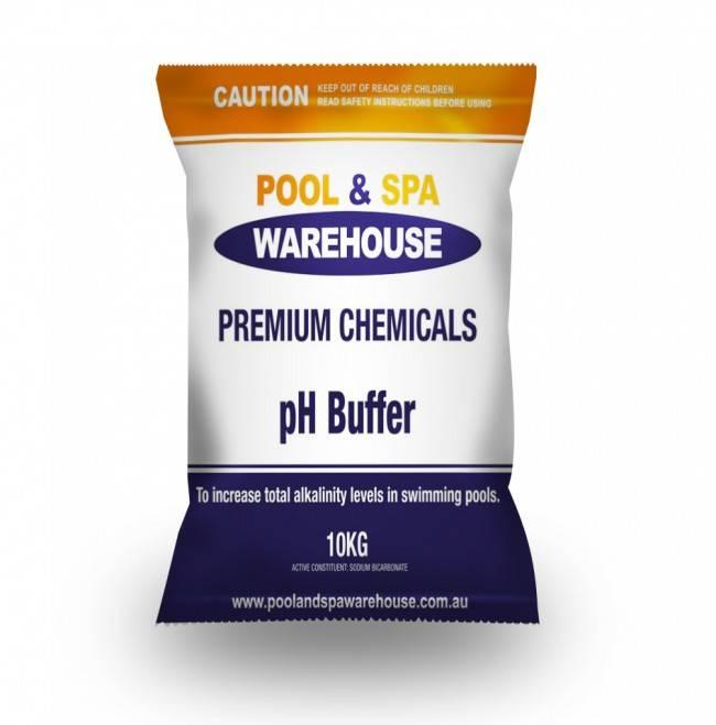 Premium ph buffer alkalinity increaser 10kg pool chemical Swimming pool high alkalinity