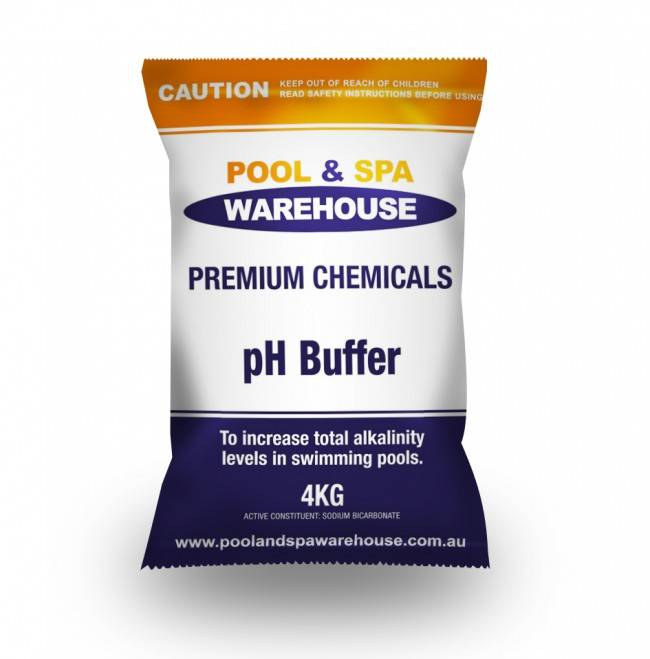 Premium Ph Buffer Alkalinity Increaser 4kg Pool Chemical