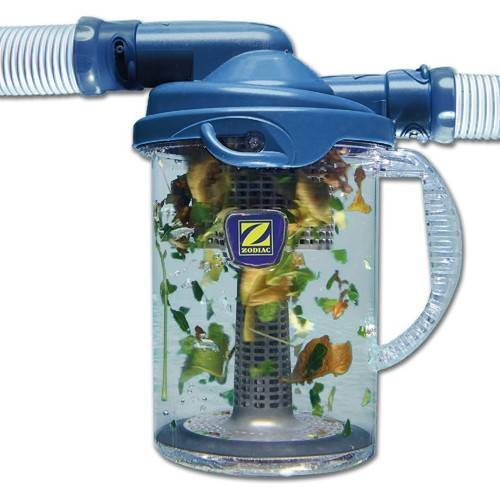Zodiac Cyclonic Leaf Catcher Leaf Canister Eater For