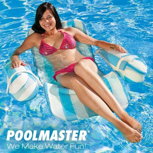 Superb Poolmaster Aqua Drifter Luxury Swimming Pool Lounge Chair Ocoug Best Dining Table And Chair Ideas Images Ocougorg