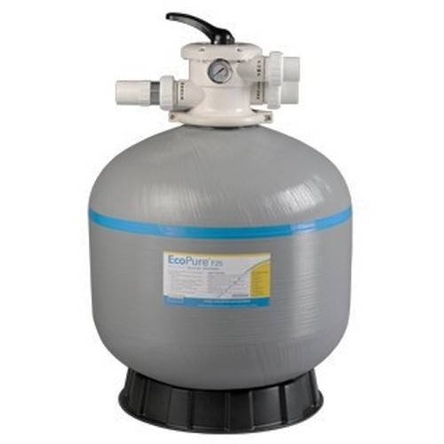 Davey monarch ecopure 25 fiberglass sand filter for Obi filtersand pool