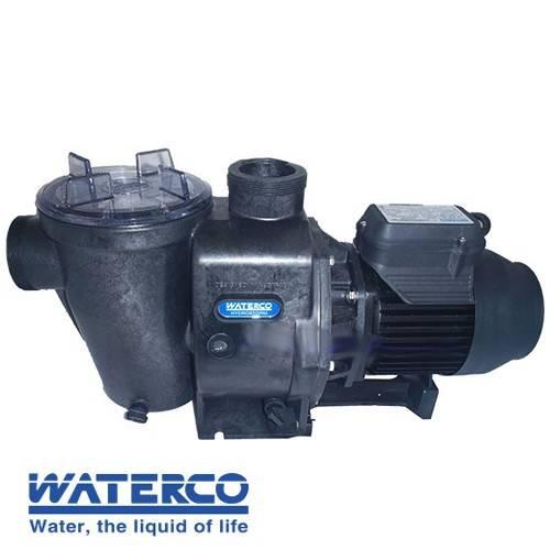 Waterco Hydrostorm 200 Pool Pump 370lpm 2 Hp 1 46kw 6