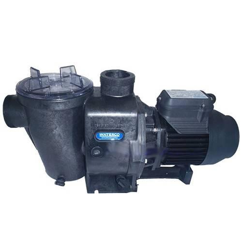 Waterco Hydrostorm 100 Pool Pump 250lpm 1 Hp 0 91kw 4amps