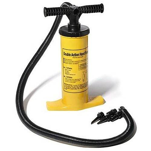 Aquafun Manual Air Pump For Inflatable Pool Toys Floats