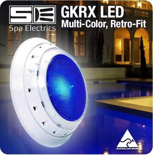 Spa Electrics Gkrx Gk7 Multi Plus Multi Colour Led