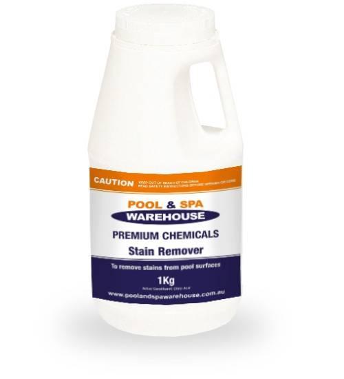 Premium Stain Remover 1Kg - Granular Pool Chemical