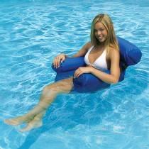 Aquafun Water Chair Lounger - Swimming Pool Chair / Chaise - 94x81cm