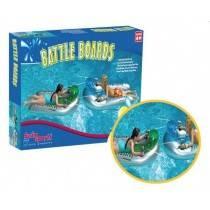 2x Swimsportz Battleboard Squirter (set of 2) Swimming Pool Toy / Float / Ride On