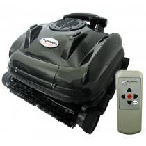 Waterco Admiral ATV-NAV Robotic Pool Cleaner w/Remote & Caddy. Wall, Floor, Waterline, Steps + Scrubber