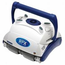 Astral RPX Robotic Pool Cleaner w/Caddy & Remote. Floor, Wall, Waterline