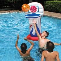 Poolmaster Kool Dunk Basketball - Floating Pool Toy / Game