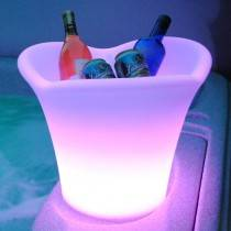 The Napa Ice Bucket Led Light - Pool Light