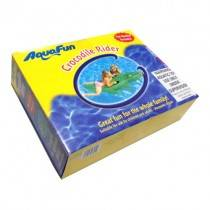 AquaFun Crocodile Rider Swimming Pool Toy - 183cm
