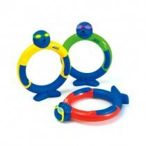 Zoggs Dive Rings Suitable for Ages 3+