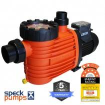 Speck Eco Pro Energy Efficient Pool Pump - 5Y Warranty, 8 Star Rated