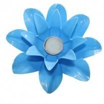 Swimsportz Floating Pool Candle (Blue)