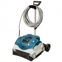 Hayward SharkVAC XL Robotic Pool Cleaner with Caddy - Lightweight, Sleek, Low-Profile Design
