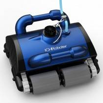 ICH iCleaner 120 Robotic Pool Cleaner w/Caddy & Remote. Floor, Wall, Waterline, All Surfaces