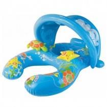 AquaFun Mummy & Me Baby Rider - Pool Toy