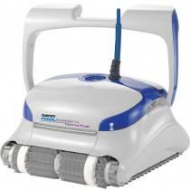 Davey PoolSweepa Optima Plus+ Cordless Robotic Pool Cleaner w/ Remote - Floor, Walls & Waterline + Scrubber