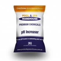 Premium pH Increaser 2kg - Pool Chemical