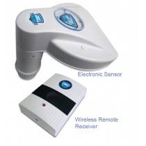 Water Patrol Pool Alarm with wireless Remote Receiver - Pool Safety