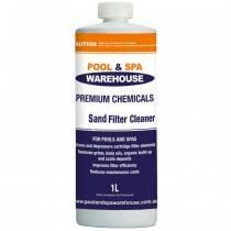 Premium Sand Filter Cleaner 1L - Pool Chemical