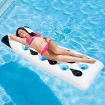 Poolmaster Teardrop Mattress / Inflatable Bed / Pool Lounger 188x71cm