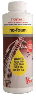 Lo-Chlor No Foam 500ml  - SPA chemical