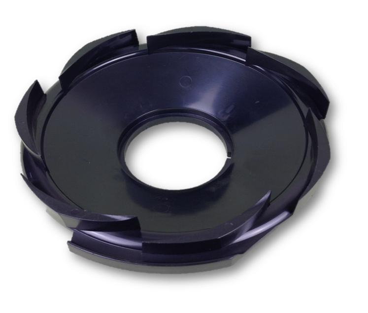 Spa-Quip Magnum Diffuser Plate - Spa Pump Part (Wet End)