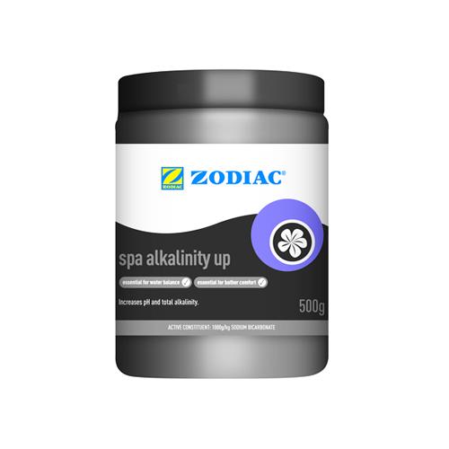 Zodiac Spa Alkalinity Up 500g - Spa Chemical