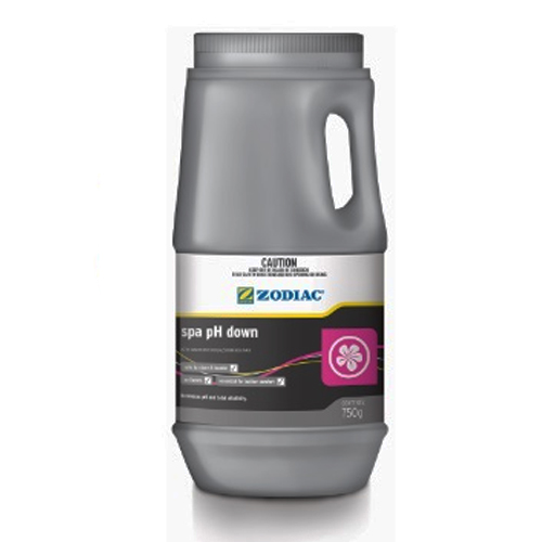 Zodiac Spa PH Down 750g - Spa Chemical