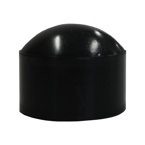 Vinidex PVC Cap 40mm Black Pressure