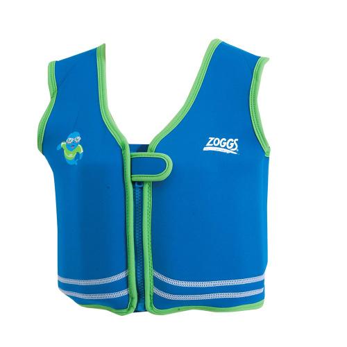 Zoggs Bobin Jacket Swim Vest / Float for 2-3 Year olds 15 -18 Kg Blue