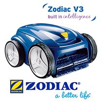 Zodiac V3 Robotic Pool Cleaner